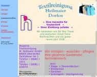 Bild Reinigung Heilmaier M. GmbH
