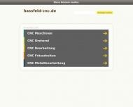 Bild Haßfeld CNC-Dreh- und Frästechnik GmbH