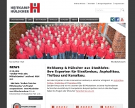 Bild Webseite  Stadtlohn