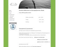 Bild Webseite Therapie Zentrum Wedel Wedel
