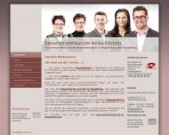 Bild Webseite  Magdeburg