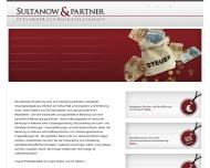 Bild Sultanow und Partner Steuerberatungsgesellschaft