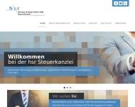 Bild Webseite Schulze Harry Steuerberater Reutlingen