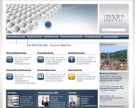 Bild Webseite RWT Reutlinger Wirtschaftstreuhand Reutlingen