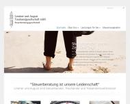 Bild Webseite  Kempen