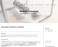 Bild Lehmkuhl Hinnerk Steuerberater