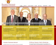 Bild FRANKEN-TREUHAND GmbH Wirtschaftsprüfungsgesellschaft Steuerberatungsgesellschaft