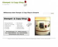 stempel u copy shop inh j rgen gr nda stempeldienst schwerin stempel. Black Bedroom Furniture Sets. Home Design Ideas