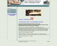 Bild Hans-H. Wiechers Schlosserei Stahl- und Metallbau GmbH