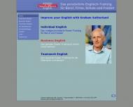 Website Sutherland Graham Sprachlehrer