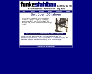 Bild Funke Stahlbau Verwaltungs GmbH