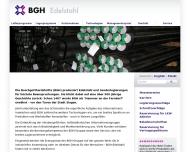 Bild BGH Edelstahl Siegen GmbH