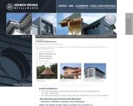 Bild Webseite  Hiddenhausen