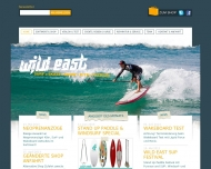 Bild Webseite Wild East Inh. Jan Diestel Dresden