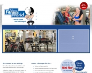 Bild Fitness New Fitness World