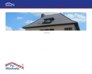 Bild Wackwitz Bedachungen Dachdeckerei Klempnerei Gerüstbau Schornsteinköpfe Fassaden