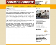 Bild Sommer Möbelspedition International Inh. Wilhelm Droste