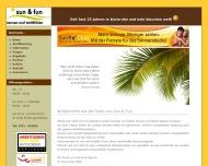 Bild Sun & Fun: Ihre Adresse für gesundes bräunen!