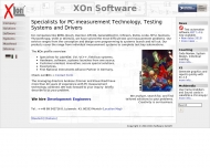 Website XOn Software