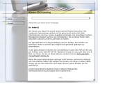 Bild Webseite Willmann Joachim EDV-Beratung Berlin