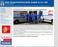 SSG Sicherheitstechnik GmbH Co. KG