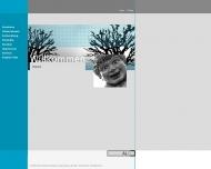 Bild Webseite ALG Griebel Software Systemhaus München