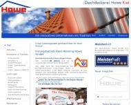 Bild Hans-Henning Howe Dachdeckerei GmbH