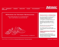 Bild Rohrmeier Markenschuhe Schuhwaren