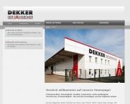 Bild Reinhard Dekker Dachdecker GmbH