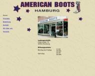 Bild American Boots Büro Schuhwaren