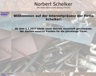 NORBERT SCHELKER ALTMETALLE EDELMETALLE SCHROTT GEBRAUCHTWAREN