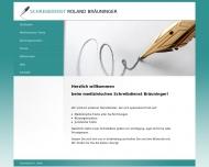 Bild Webseite  Weinstadt