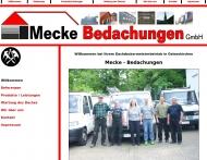 Bild Mecke Bedachungen GmbH