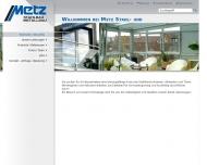 Bild Metz Stahl- u. Metallbau GmbH & Co. KG