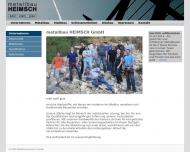 Bild Metallbau Heimsch GmbH