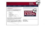 Bild Kaiser Bedachungs GmbH