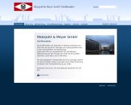 Website Meerpahl & Meyer