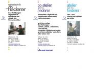 Bild Webseite Fiederer Walter Nürnberg