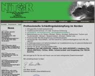 Bild NITOR GmbH Schädlingsbekämpfung