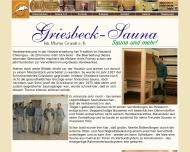 Griesbeck Sauna