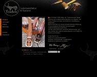 Website Tradere Sattlerei Hänning & Wegner