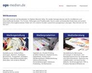 Bild OPS Obenhaupt Publishing Service GmbH