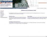 Bild Wiegmann GmbH Sanitärinstallation
