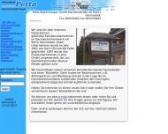 Bild Webseite  Deuselbach