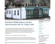 Bild Webseite Linke Ronsberg