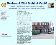 Website Neelsen & Witt Verwaltungsgesellschaft