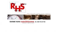 Bild Huhs Rainer Sanitärtechnik
