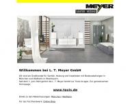 L. T. Meyer GmbH Homepage