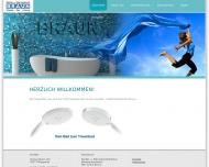 Bild Webseite Sanitär- und Wärmetechnik Braun Wuppertal
