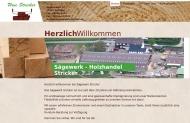 Bild Stricker Sägewerk Uwe Holzhandel